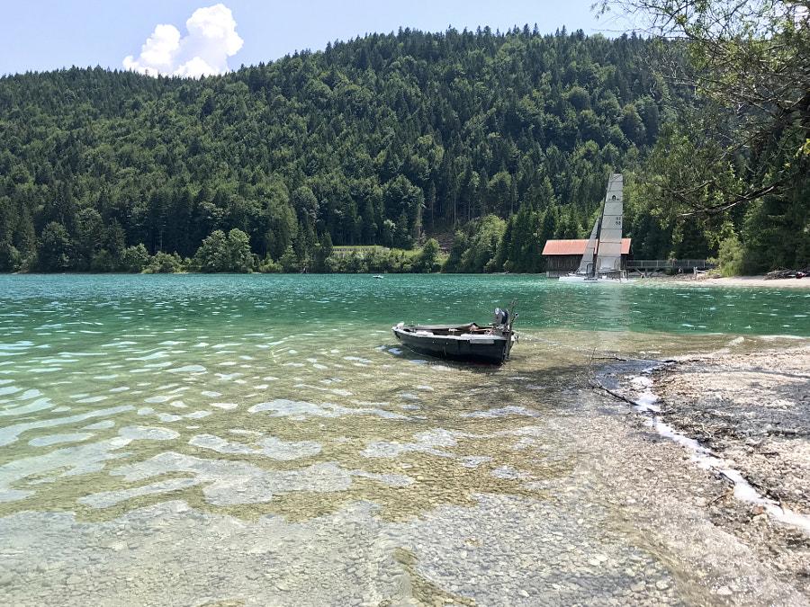 Walchensee von Viktoria-and-Veniamin auf 500px.com