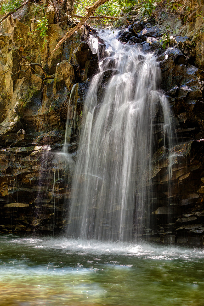 Photograph Twin Falls by Pete Labrozzi on 500px