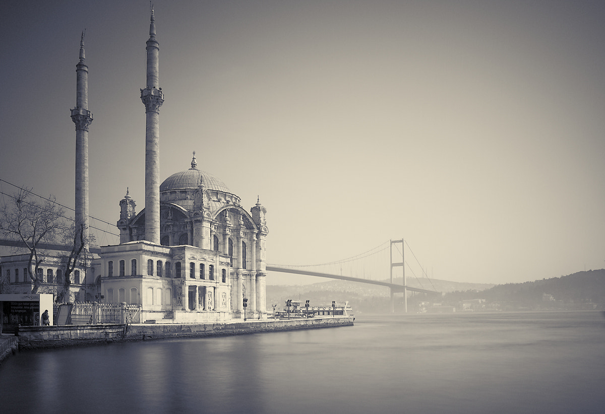 Photograph Bosphorus Bridge by Heine Melgaard on 500px