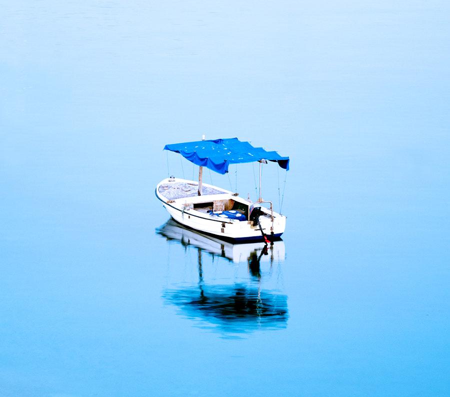 Adriatic Blue, автор — Ante Badzim на 500px.com