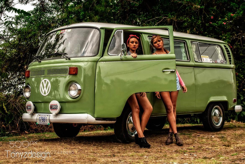 Photograph Nancy y jessy  by Anthony Zuñiga on 500px