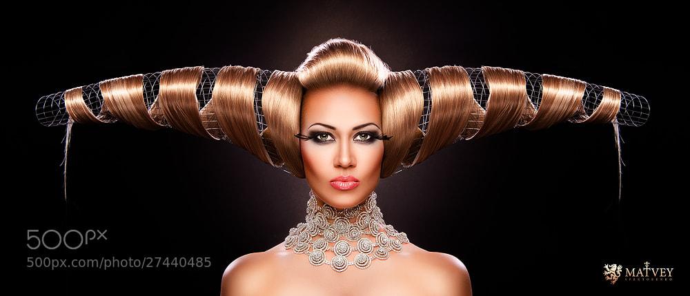 Photograph Margo by Matvey Spektorenko on 500px