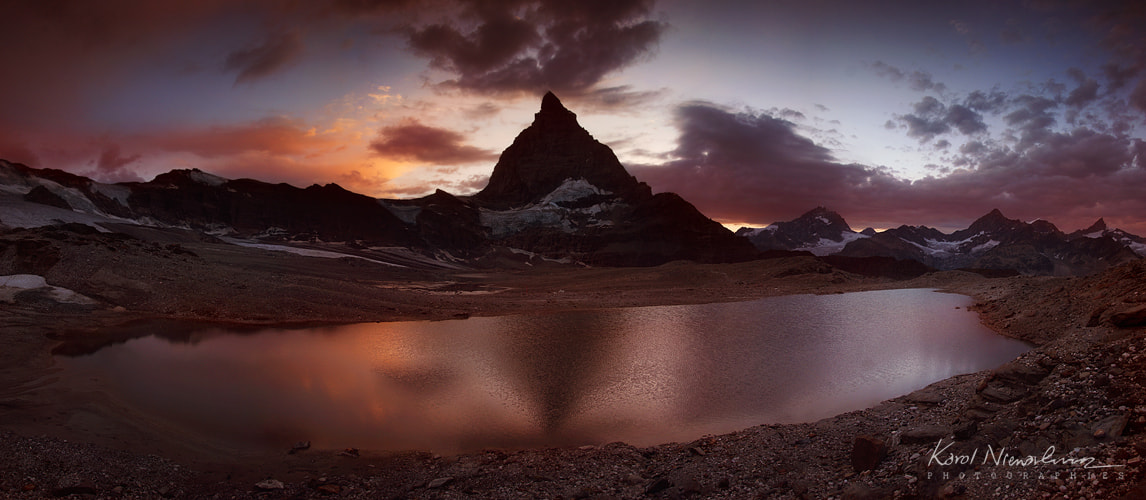 Photograph Matterhorn by Karol Nienartowicz on 500px