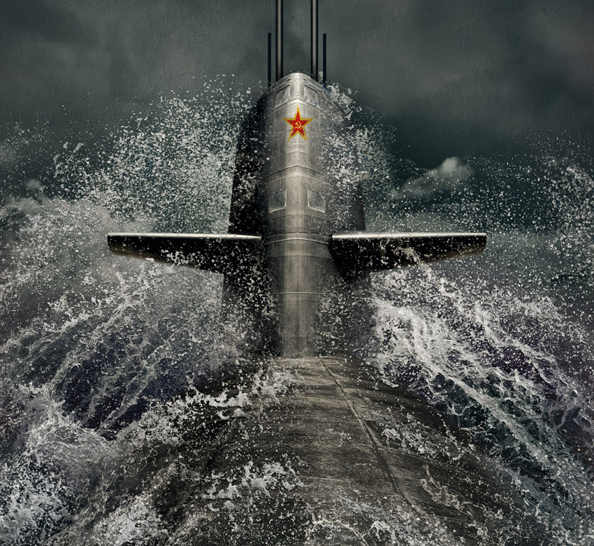 Photograph submarine by Dmitry Laudin on 500px