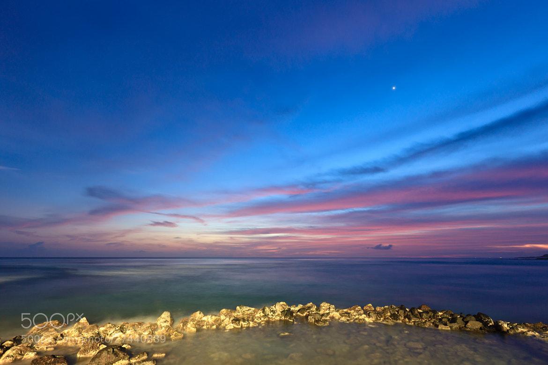 Photograph Jupiter Sunset by Pete Labrozzi on 500px
