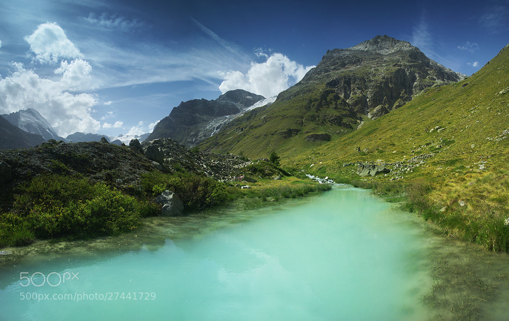Photograph Alps by Karol Nienartowicz on 500px