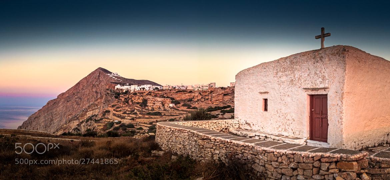 Photograph Φολέγανδρος χώρα by Marc Wansky on 500px