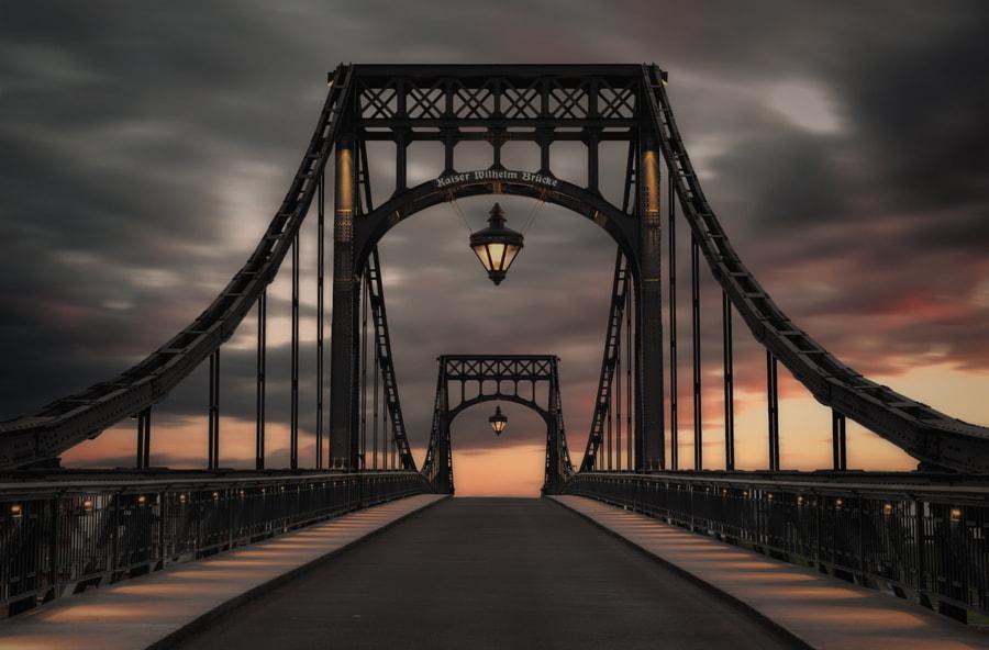 Iron Bridge, автор — Alexander Riek на 500px.com