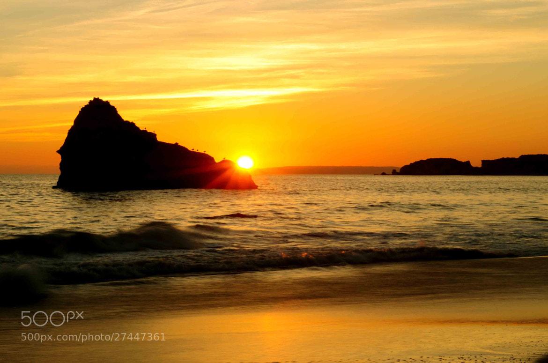 Photograph Sunset by José Eusébio on 500px