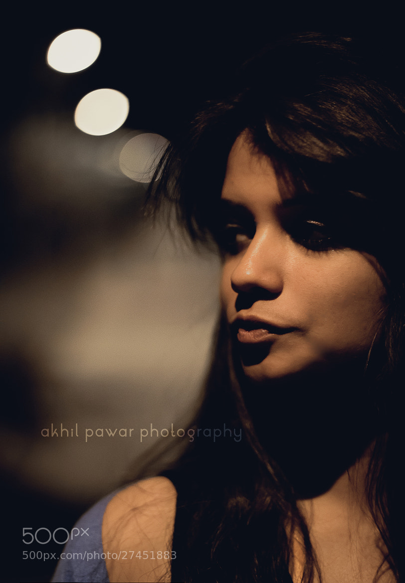 Photograph Girl.Interrupted. by Akhil Pawar on 500px