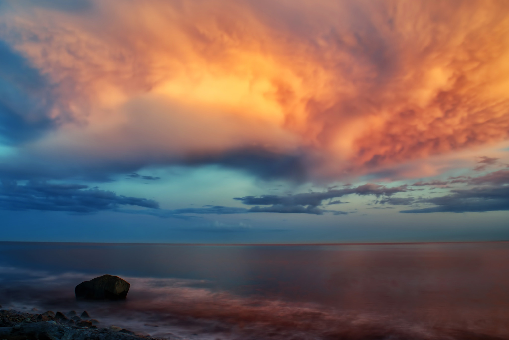 Photograph God's Paintbrush by Michael Anthony Cantone on 500px
