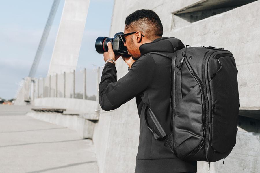 The new Peak Design Travel bag by Hayden Scott on 500px.com