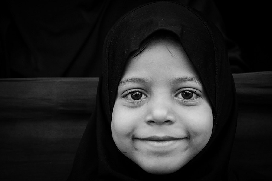 Photograph Smile by Saumalya Ghosh on 500px
