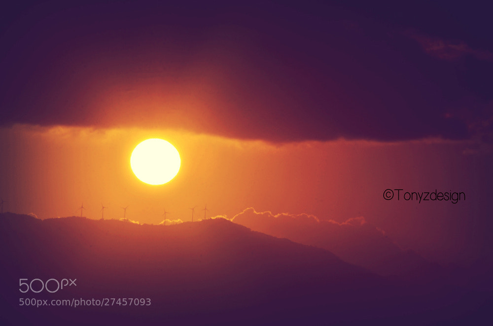 Photograph Puesta del Sol  by Anthony Zuñiga on 500px