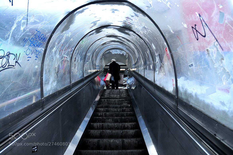Photograph escalier du depart by kak tuss on 500px