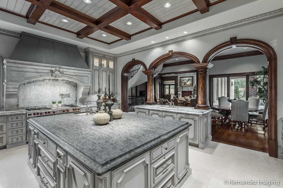 Photograph Kitchen - Architectural Interior by Peter Hernandez on 500px