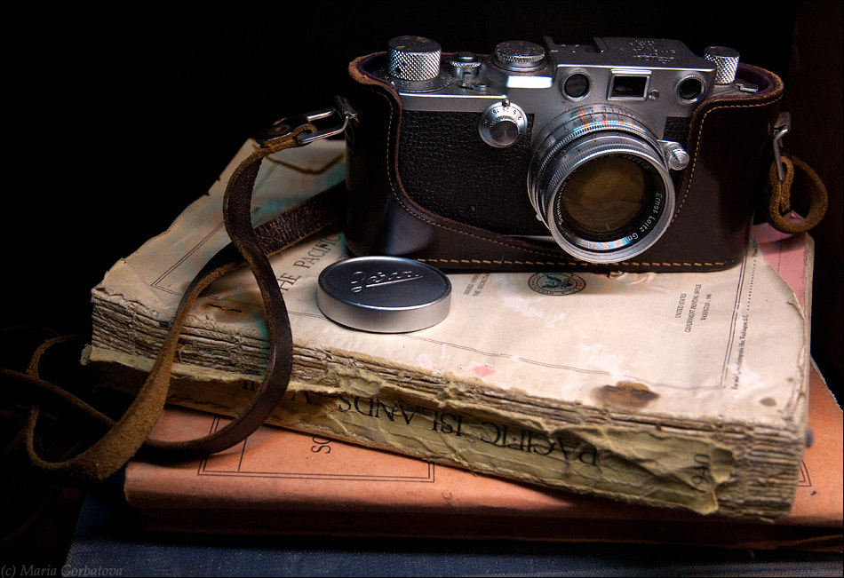 Photograph Still life with Leica by Maria Gorbatova on 500px