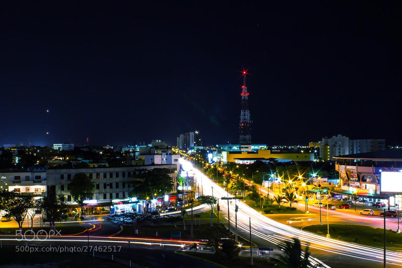 Photograph City Lights by Alexander Maiwald on 500px