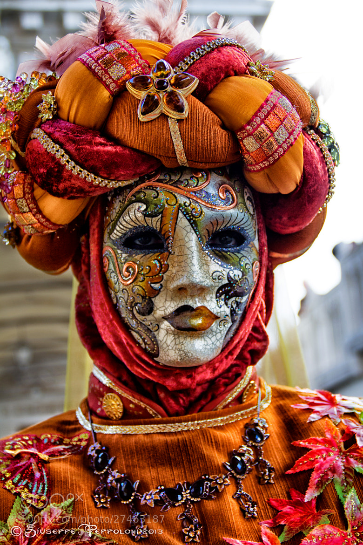 Photograph Venetian mask by Giuseppe  Peppoloni on 500px