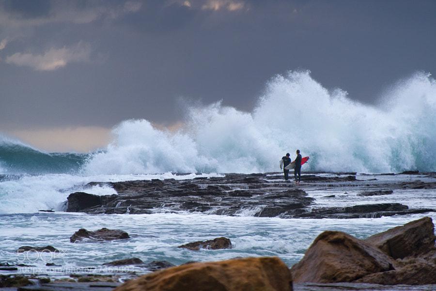 Photograph The surfer by Paparwin Tanupatarachai on 500px