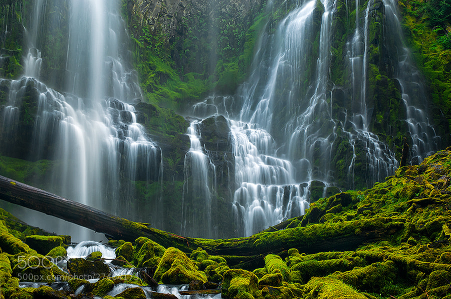 Photograph Giant Cascades by Rick Lundh on 500px