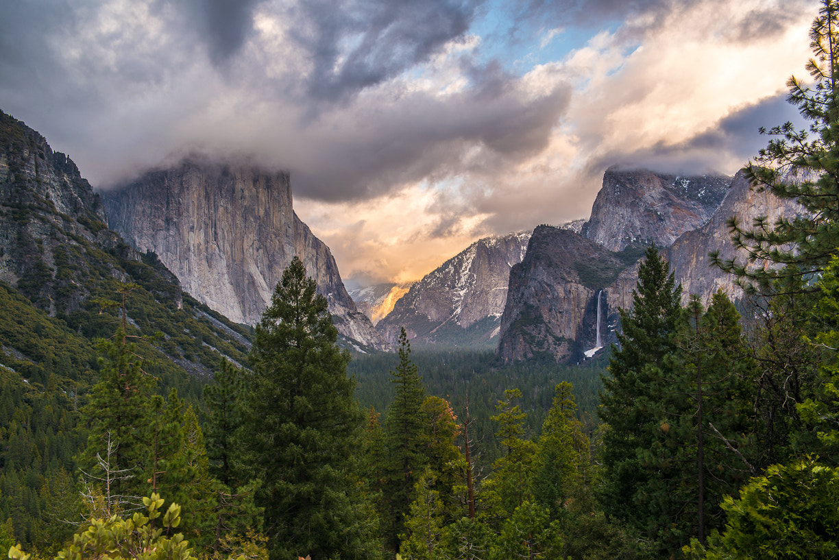 Photograph Tunnel View by Susan Bell  on 500px