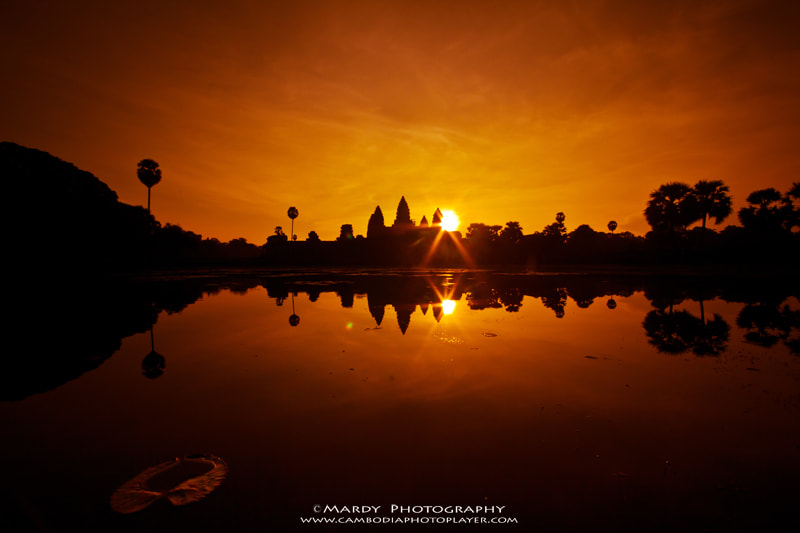 Photograph Good Morning Angkor Wat! by Mardy Suong Photography on 500px