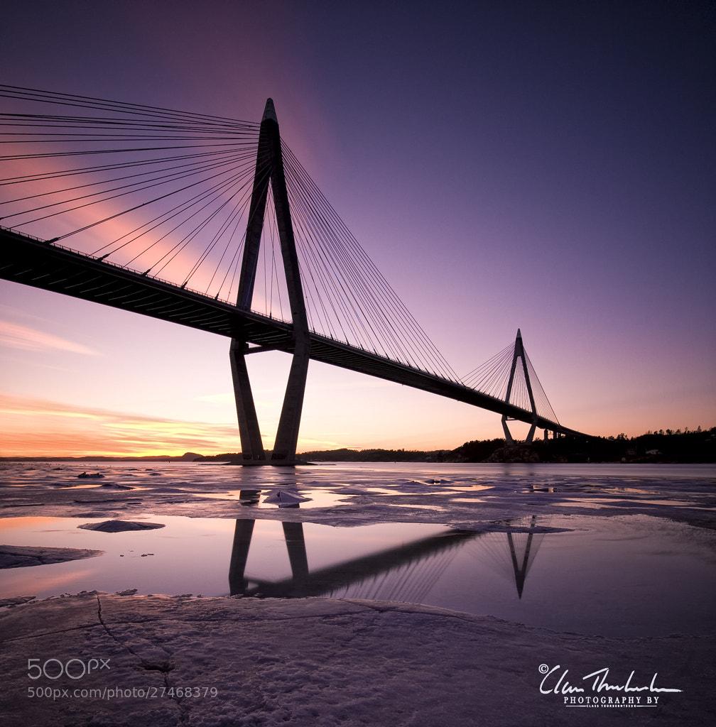 Photograph E6 Bridge by Claes Thorberntsson on 500px