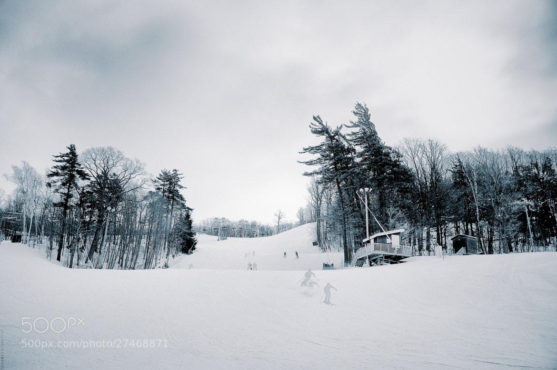 Photograph Winter Memories by Joseph Qiu on 500px