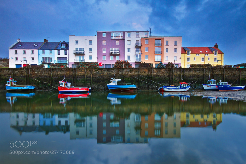 Photograph Harbour Colours by Simon Cameron on 500px