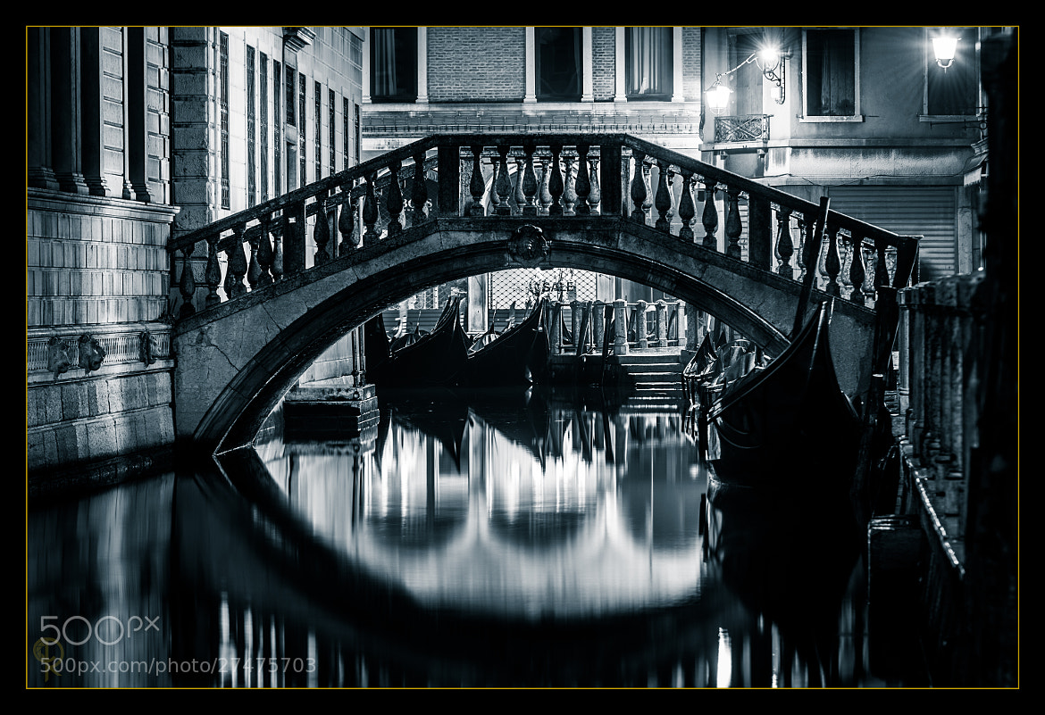 Photograph Late at night by Roberto D'Antoni on 500px
