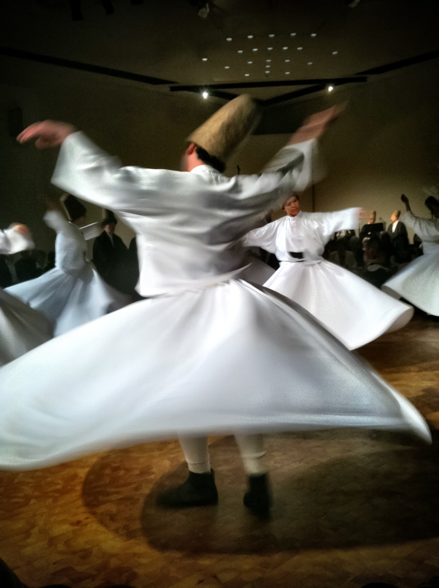 Photograph Dancing Dervishes by Dominic Portain on 500px