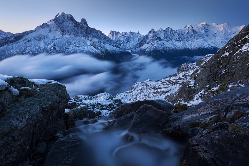 Photograph Top of Europe by Tobias Richter on 500px
