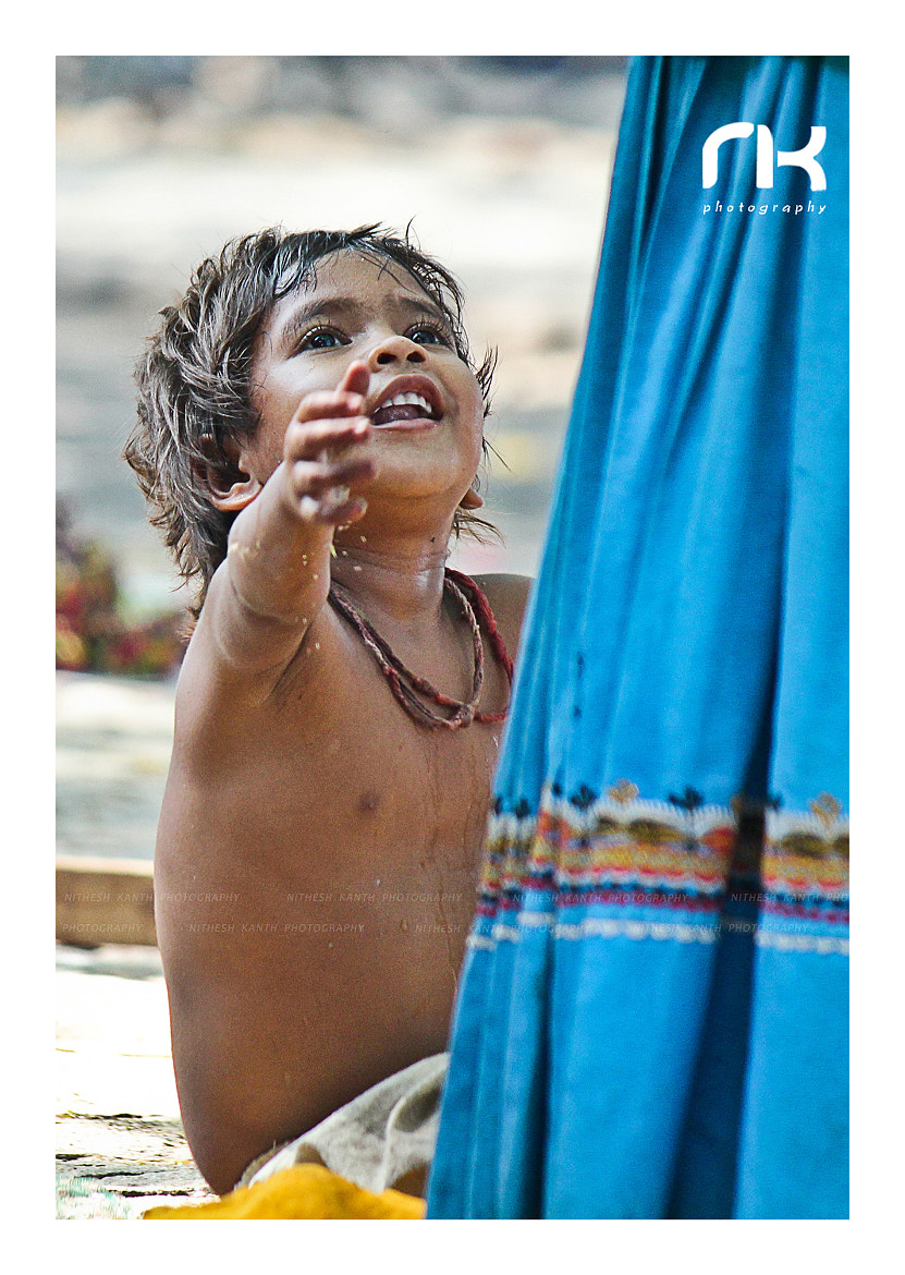 """Photograph """" Innocence """" by Nithesh Kanth on 500px"""