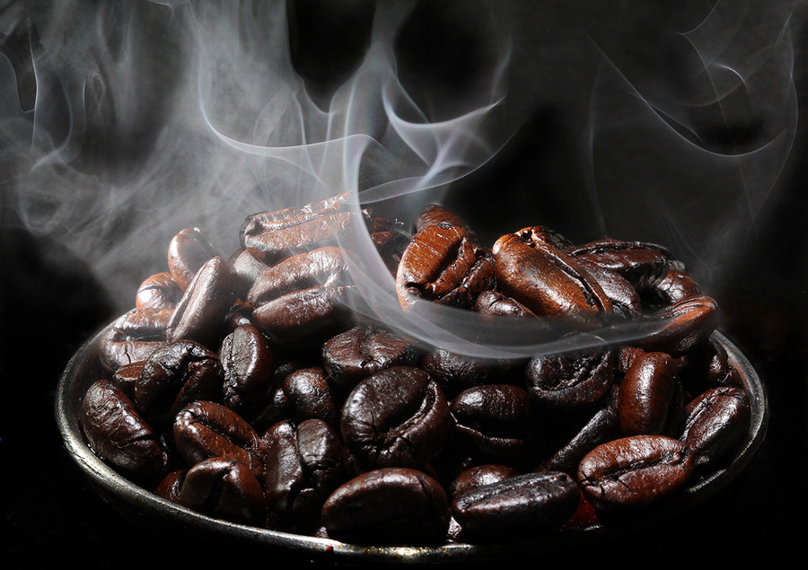 Photograph Roasting Arabica by Prachit Punyapor on 500px