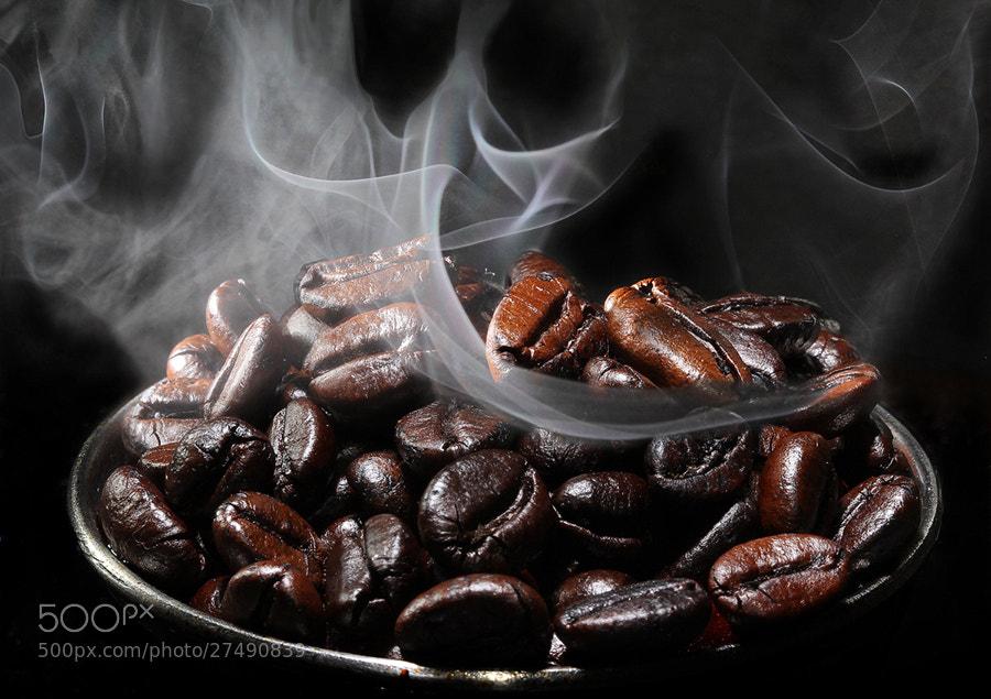 Photograph Roasting Arabica by Prachit Punyapor on 500px