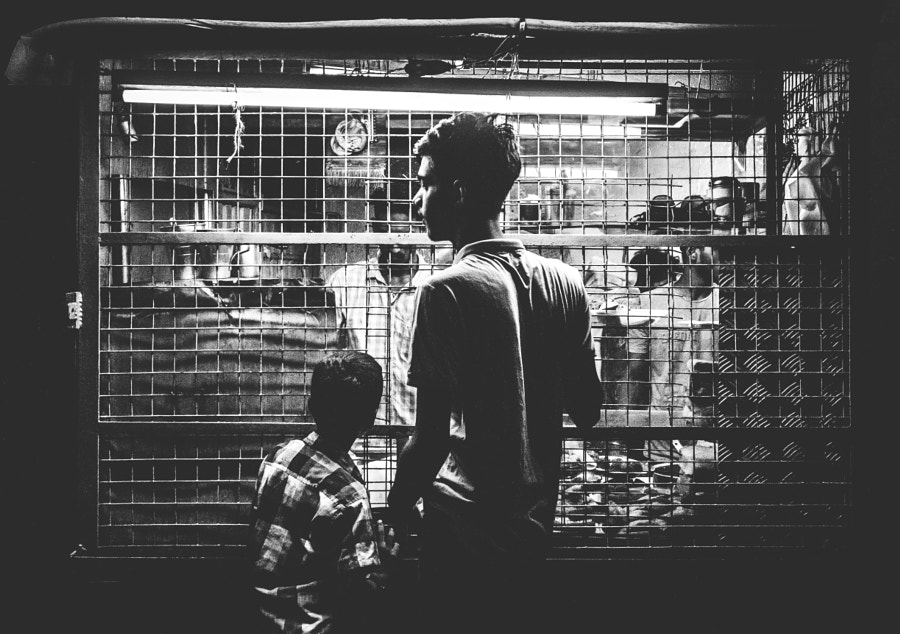 Waiting for Dinner, Wolvendaal, Colombo #2 by Son of the Morning Light on 500px.com