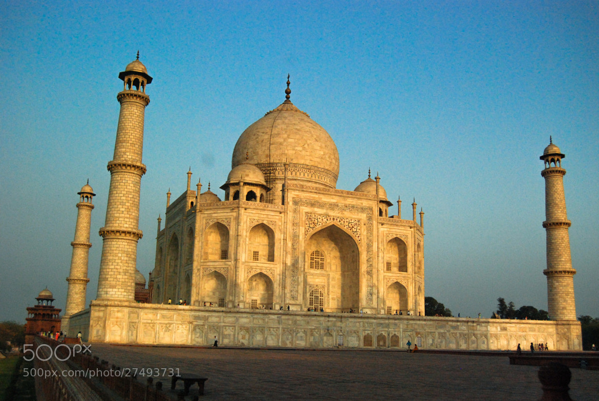 Photograph Wahhh Taj by Sangesh Shrestha on 500px