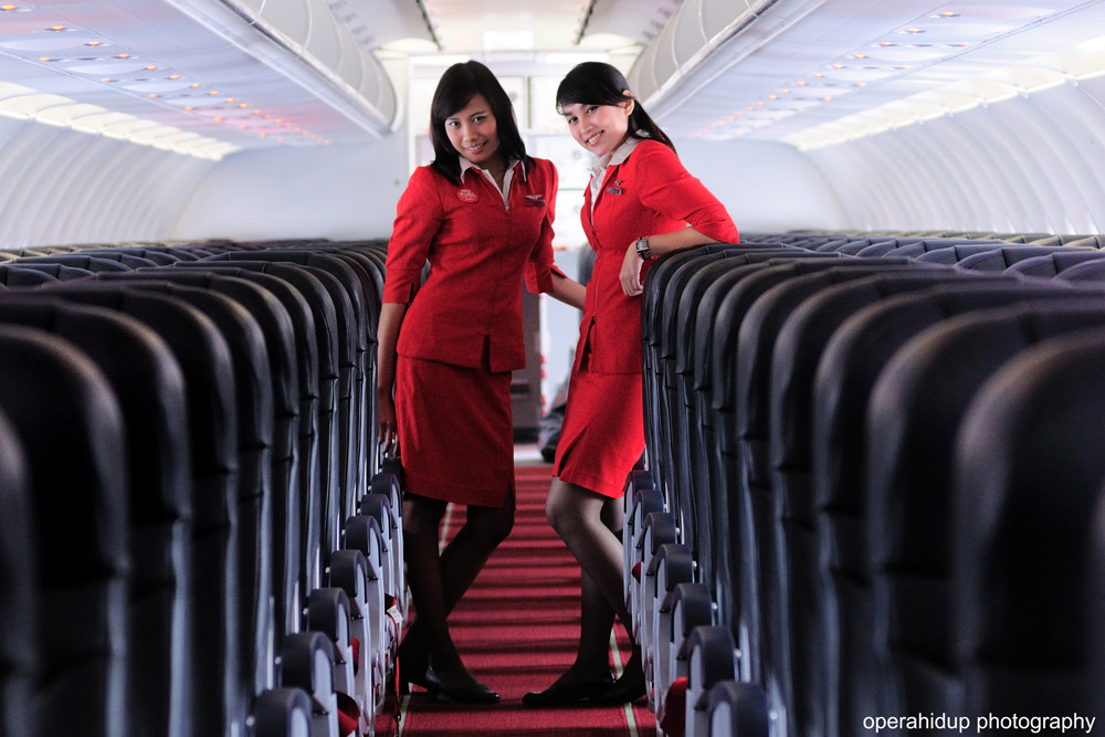 Photograph Flight crew by OPERAHIDUP PHOTOGRAPHY on 500px