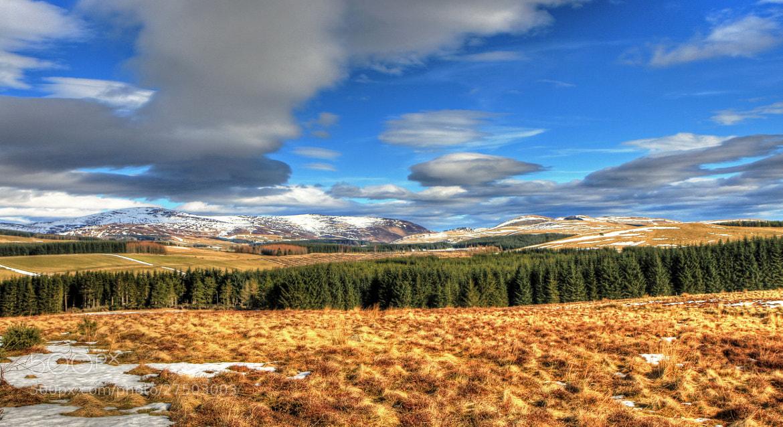 Photograph Glenisla by Hilda Murray on 500px