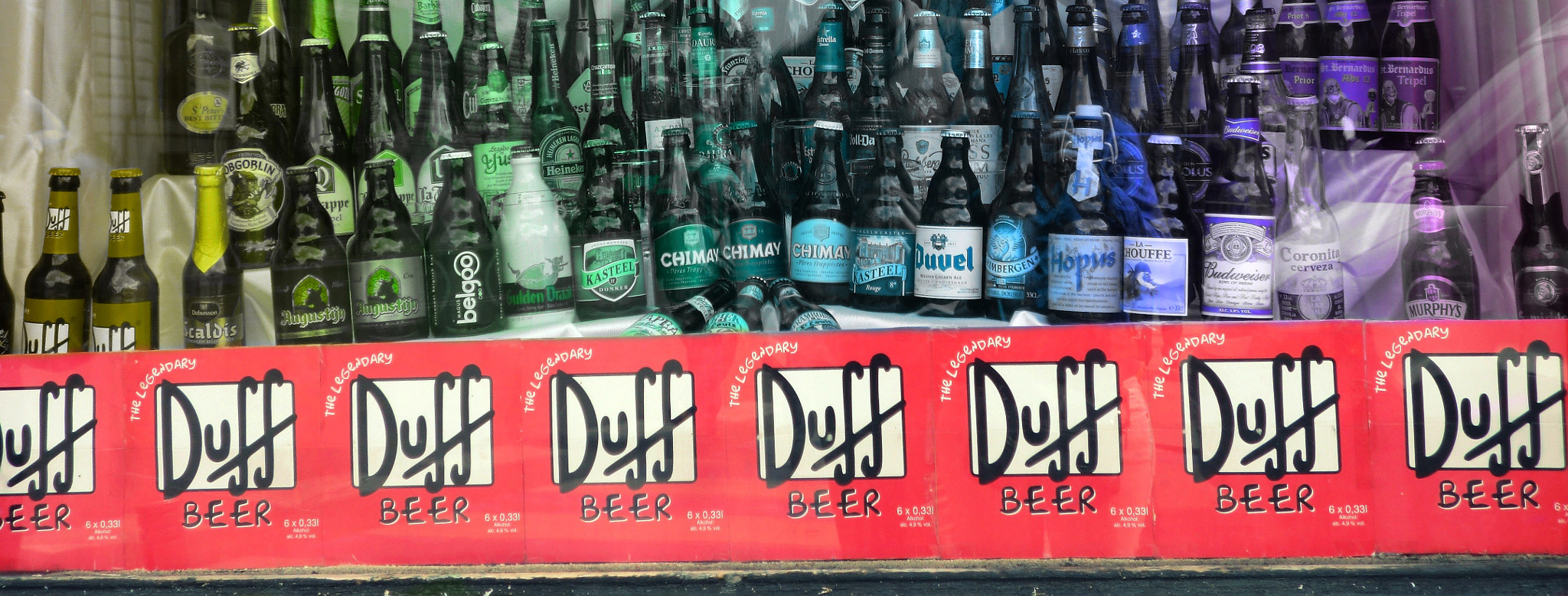 Photograph Duff beer by Noelia Martín on 500px