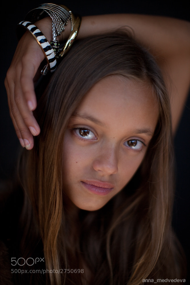 Photograph Masha by Anya White on 500px