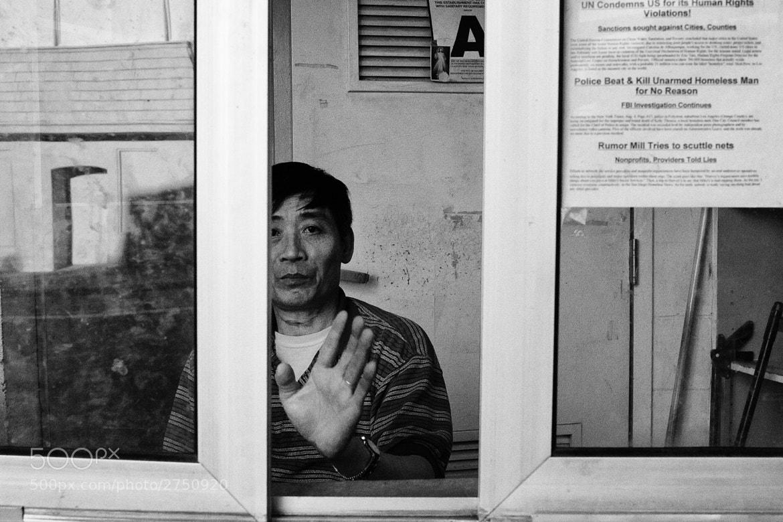 Photograph Privacy Please by Derriel Almario on 500px