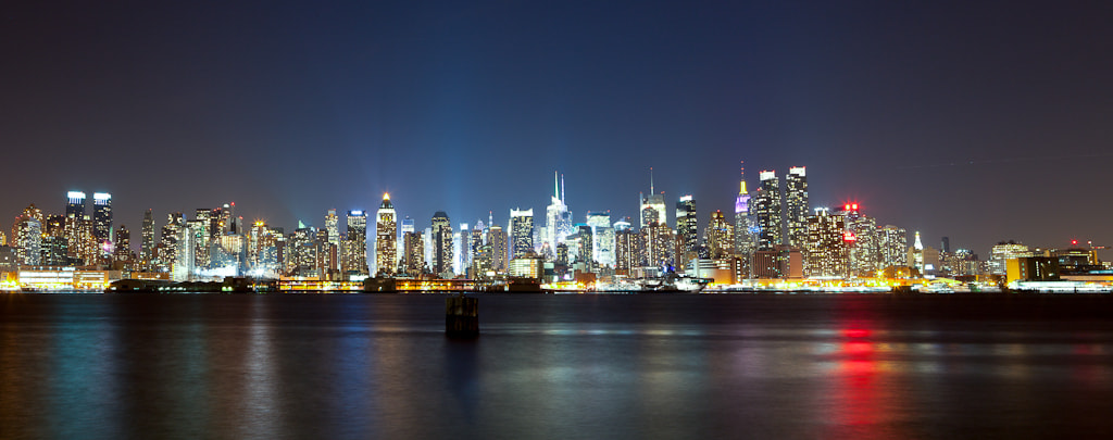 Photograph NYC Skyline by Chris Boundey on 500px