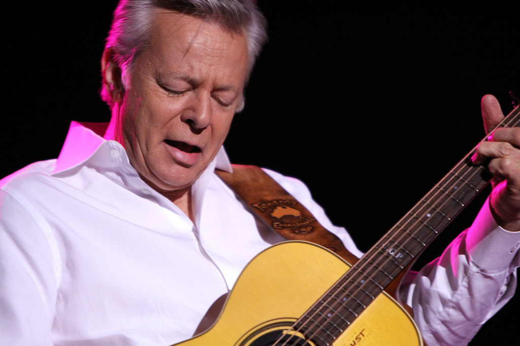 Photograph Tommy Emmanuel by Lorene Lavora on 500px