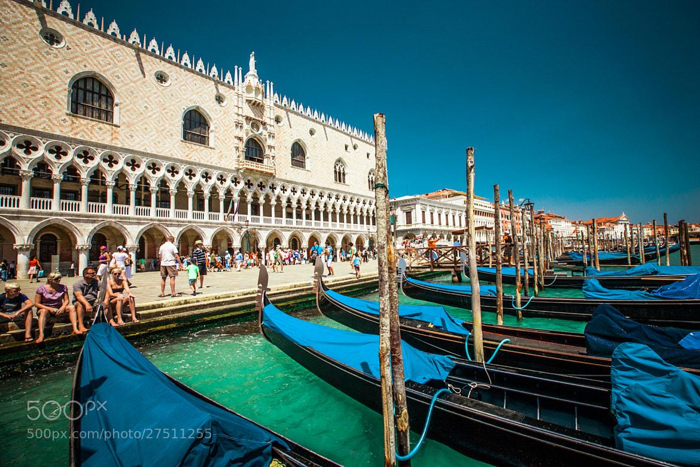 Photograph Gondolas in Venice  by Constantin Gololobov on 500px