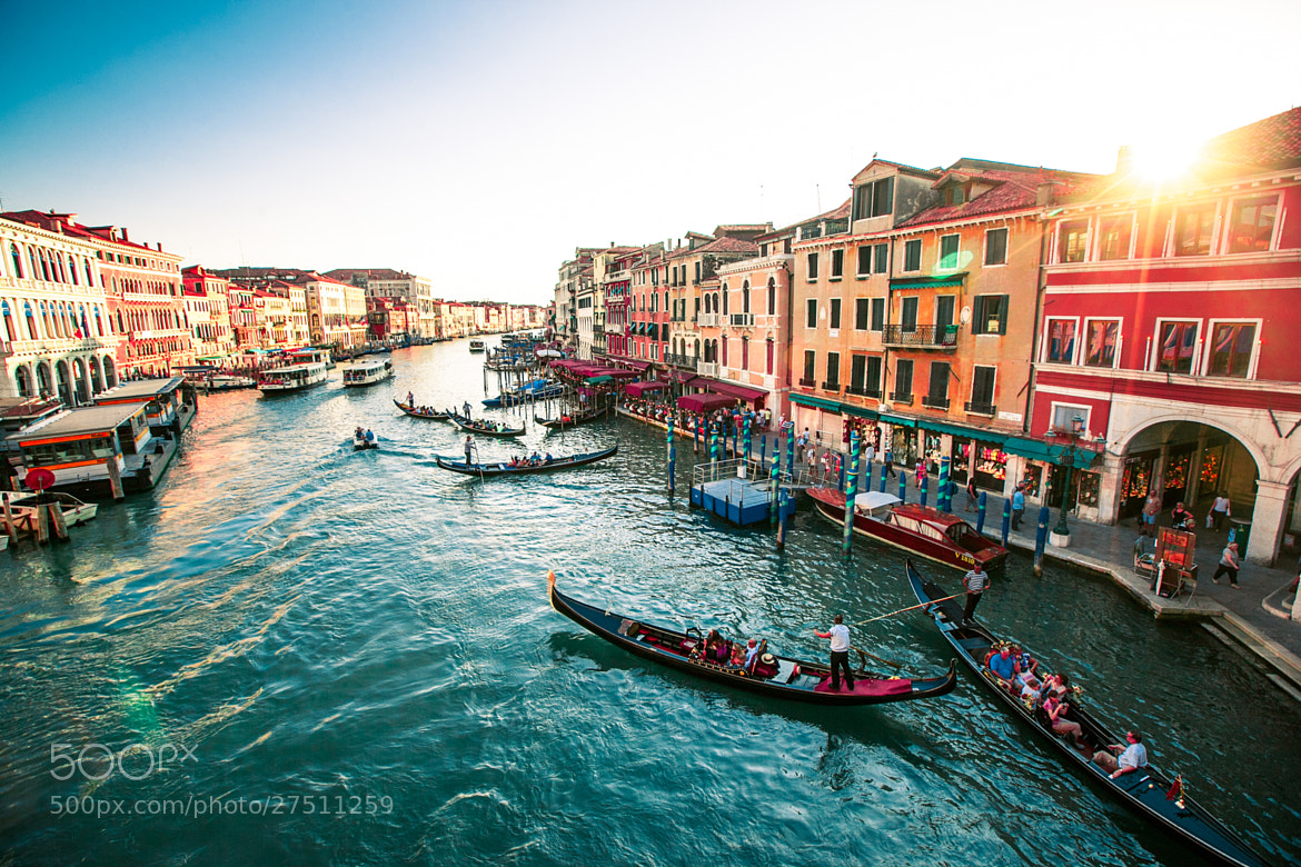 Photograph Grand Canal of Venice by Constantin Gololobov on 500px