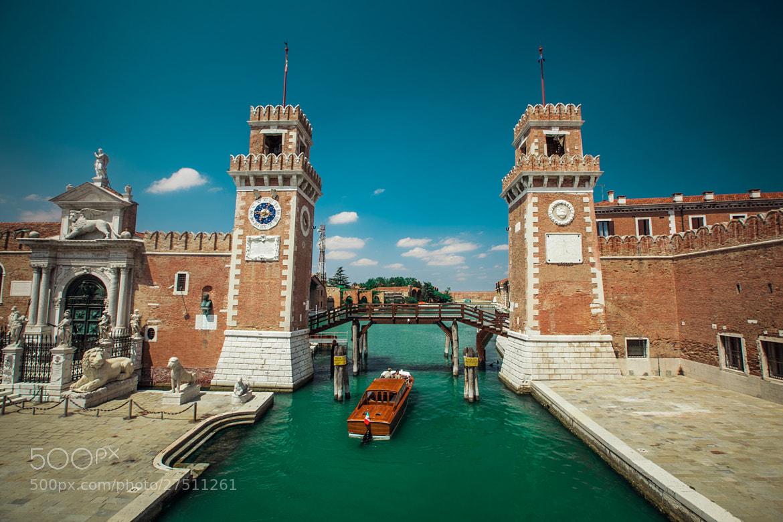 Photograph Venetian Arsenal by Constantin Gololobov on 500px