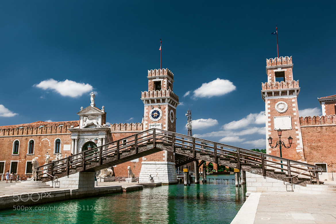 Photograph Venetian Arsenal by Constantin Gololobov on 500px