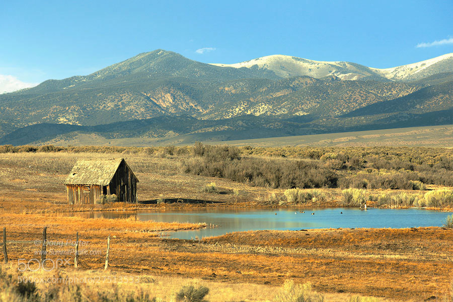 Photograph Along Utah 89 by Doug Porter on 500px